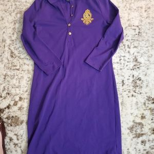Ralph Lauren t shirt dress
